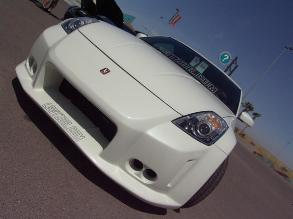 Another L33TZOR 2006 Nissan 350Z post... - 8199628