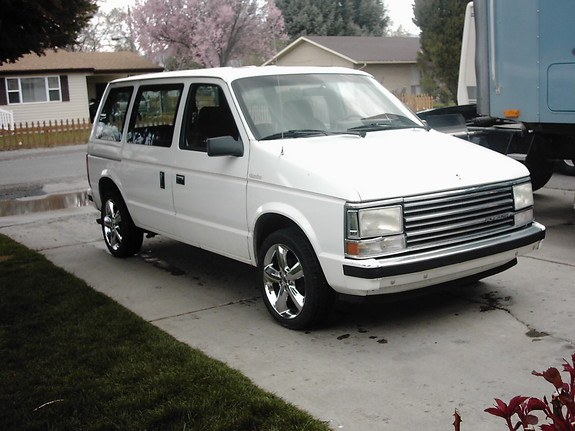 Another TurboFan 1989 Plymouth Voyager post... - 8207076