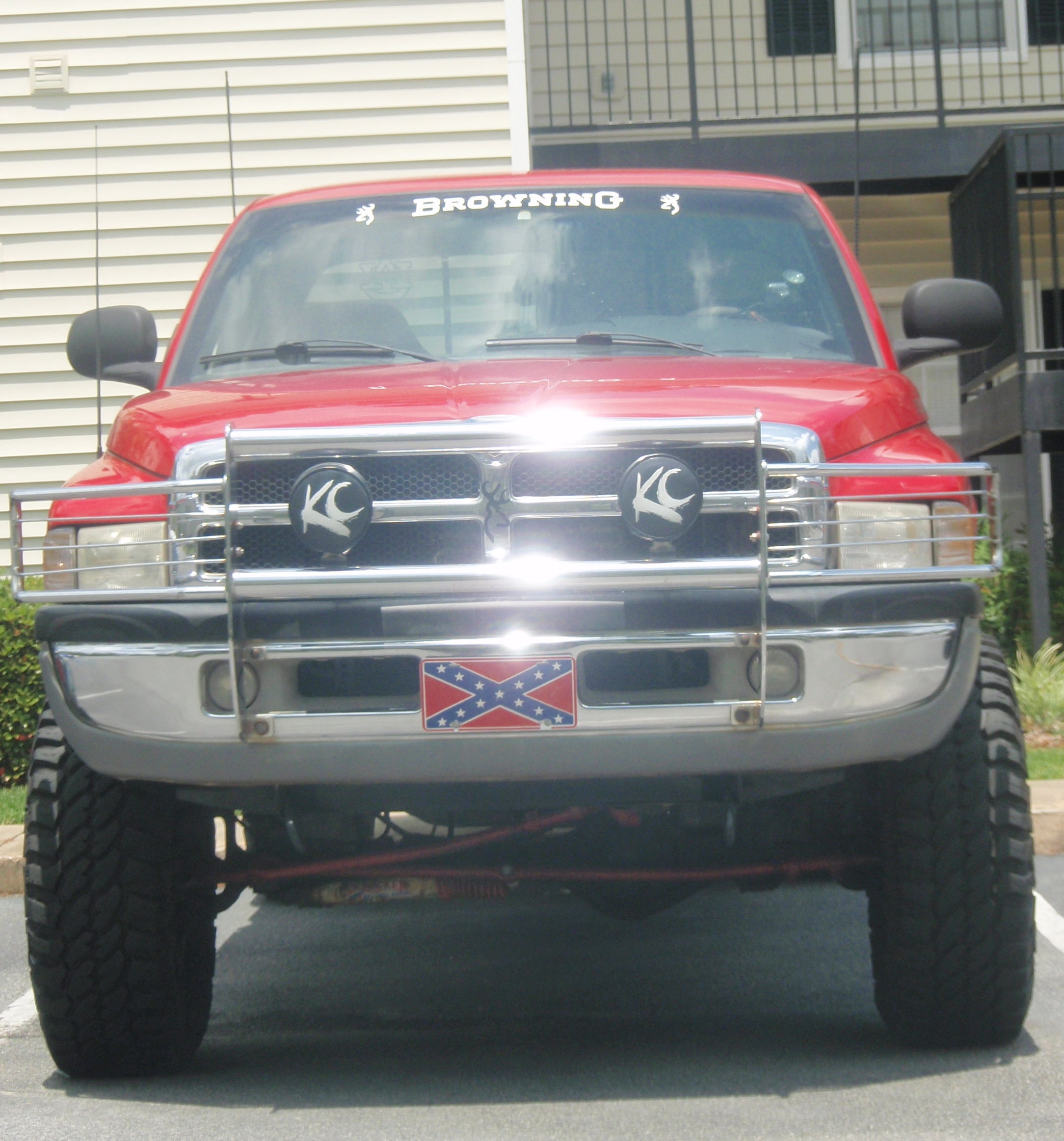GeorgiaRam 1998 Dodge Ram 1500 Club CabShort Bed Specs