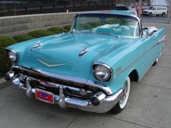 SLVRSL55s 1957 Chevrolet Bel Air
