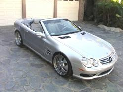 SLVRSL55s 2004 Mercedes-Benz SL-Class