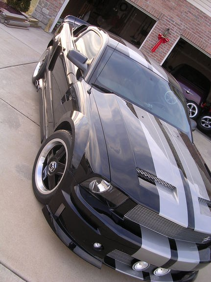 06BLKSTANG 2006 Ford Mustang