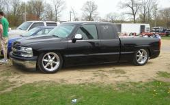 LoweredDually 2000 Chevrolet Silverado 1500 Regular Cab