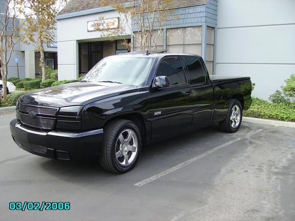 ssdriver327 2006 chevrolet silverado 1500 regular cab specs photos modification info at cardomain. Black Bedroom Furniture Sets. Home Design Ideas