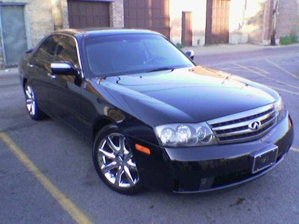 Another amore681 2003 Infiniti M post... - 8554613