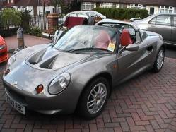 kirkandsherry 1998 Lotus Elise