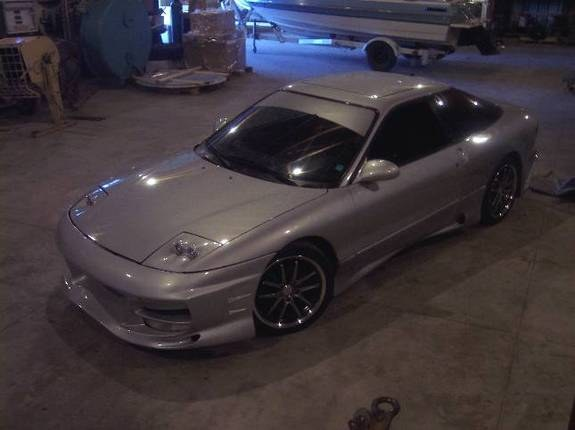 DarkHorse911 1993 Ford Probe 8198292