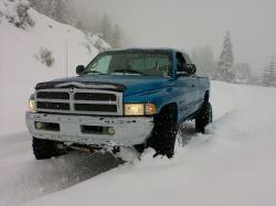 gmay0622s 1999 Dodge Ram 1500 Quad Cab