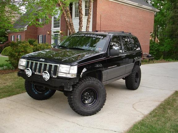 American Express Car Buying >> JFro330 1997 Jeep Grand Cherokee Specs, Photos ...