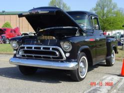 chevaholic59s 1957 Chevrolet 3100