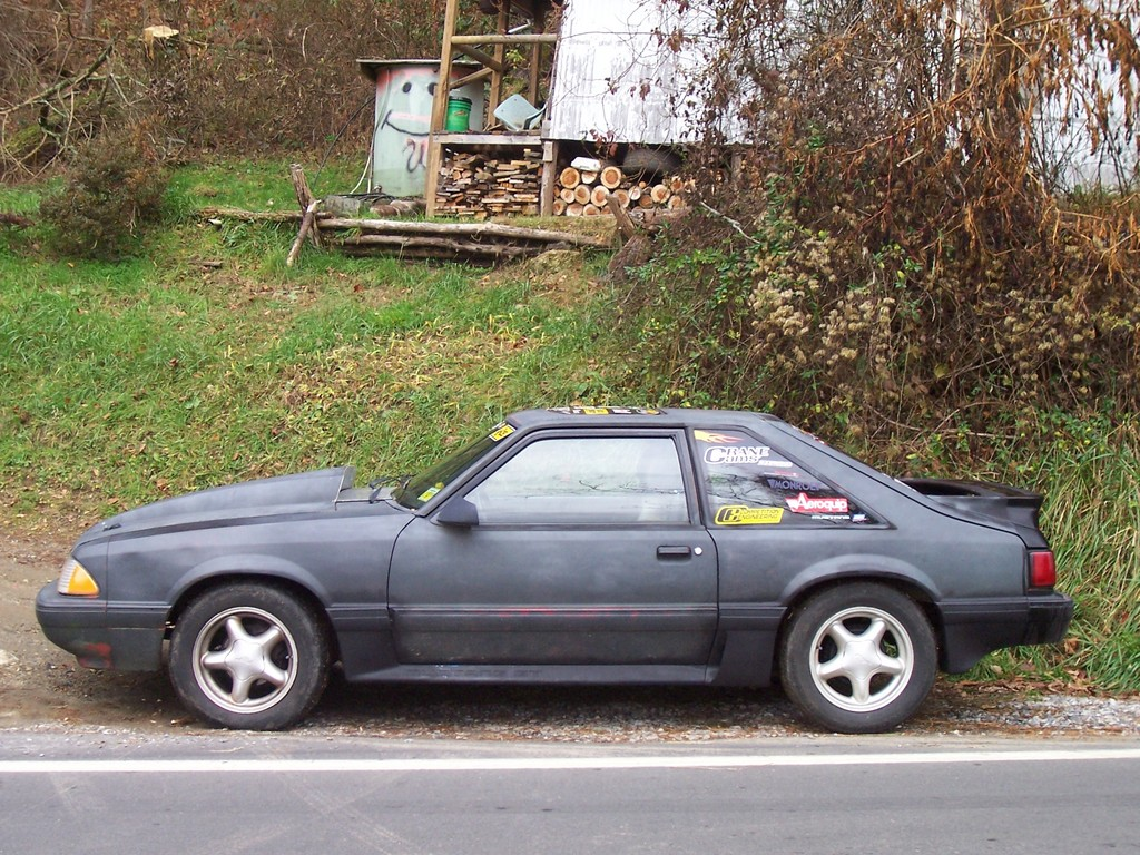 yeadude 1993 Ford Mustang