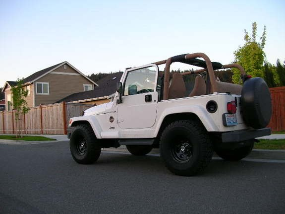 HartThrob 2002 Jeep Wrangler Specs Photos Modification Info at