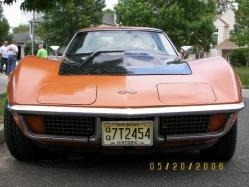 Windrider50 1972 Chevrolet Corvette