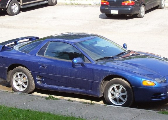 Another cottonsnoma 1996 Mitsubishi 3000GT post... - 8189266