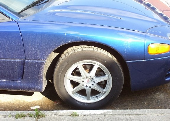 Another cottonsnoma 1996 Mitsubishi 3000GT post... - 8189267