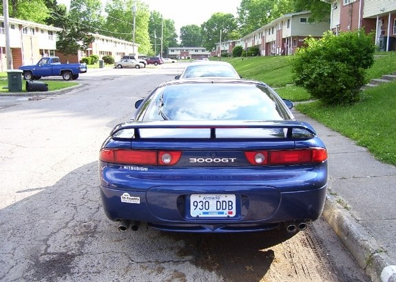 Another cottonsnoma 1996 Mitsubishi 3000GT post... - 8189268