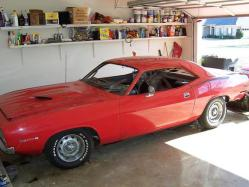 TFilberts 1970 Plymouth Barracuda