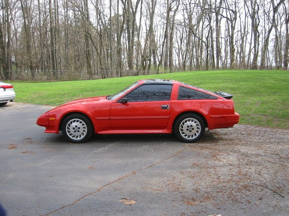 b00tyfilla 1986 nissan 300zx specs photos modification. Black Bedroom Furniture Sets. Home Design Ideas