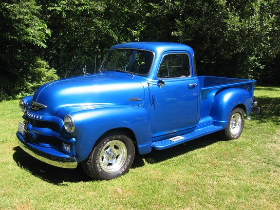 Another oldtruckluvr 1954 Chevrolet 3100 post   3968122 by oldtruckluvr