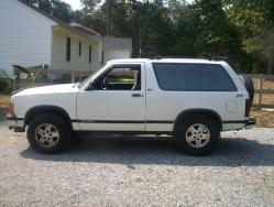 Bass_Freeks 1991 Chevrolet S10 Blazer