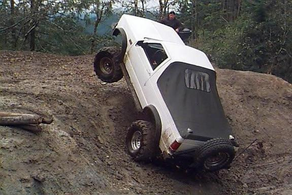 Another Bassfreek 1991 Chevrolet S10 Blazer Post3911184 By
