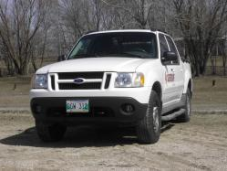 KdKnight 2004 Ford Explorer Sport Trac
