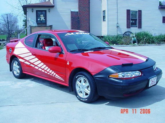 Another al spud ero 2002 oldsmobile alero post4623229 by al the most recent pic of the car with custom osv emblems i hand made also sciox Image collections