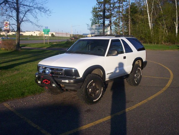 Another Aeirzanku 1995 Chevrolet S10 Blazer post    Photo 8197222
