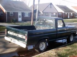 roadphantom 1969 Ford F150 Regular Cab