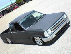 SlammedBbodys 1991 Mazda B-Series Cab Plus