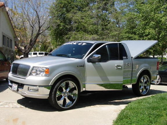 wes2404's 2006 Lincoln Mark LT