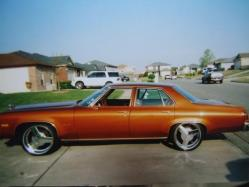 texas_25fo 1975 Oldsmobile Delta 88
