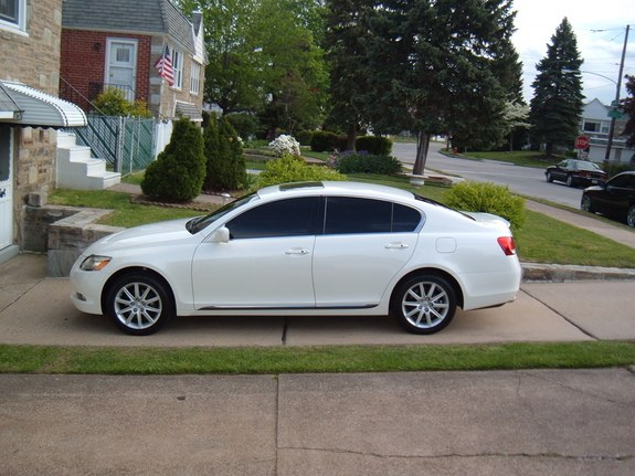 Another blackls 2006 Lexus GS post... - 8200431