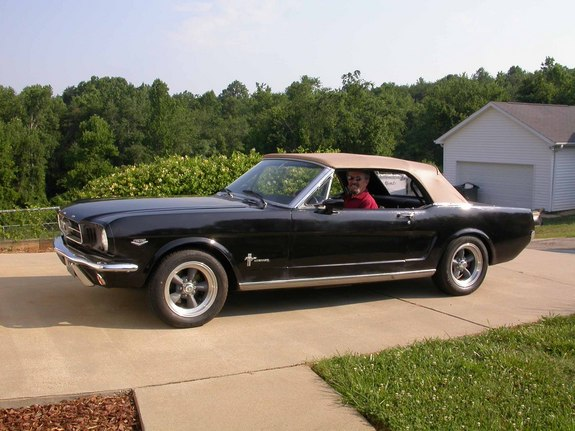 65mustang50 1965 Ford Mustang 8200482