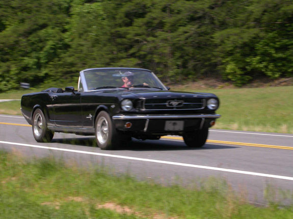 65mustang50 1965 Ford Mustang 8200483