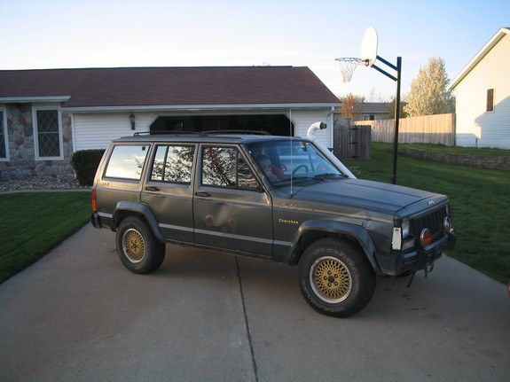 Another 93GSX5spd 1987 Jeep Cherokee post... - 8219448