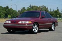 Dontrzy 1995 Ford Crown Victoria