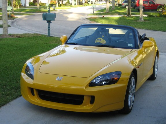 Another 4-Pnut 2005 Honda S2000 post... - 8553935