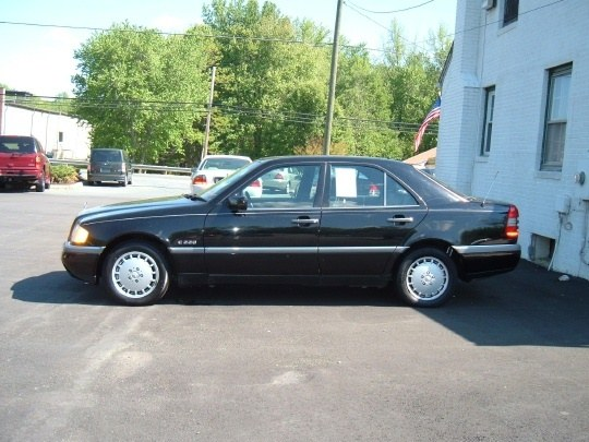Outrage191 39 s 1996 mercedes benz c class in babylon ny for 1996 mercedes benz c class
