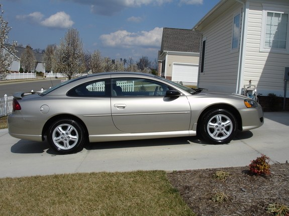 Another 05CHAMPAGNEGOLD 2005 Dodge Stratus post... - 8202578