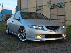 TSXDETs 2004 Acura TSX