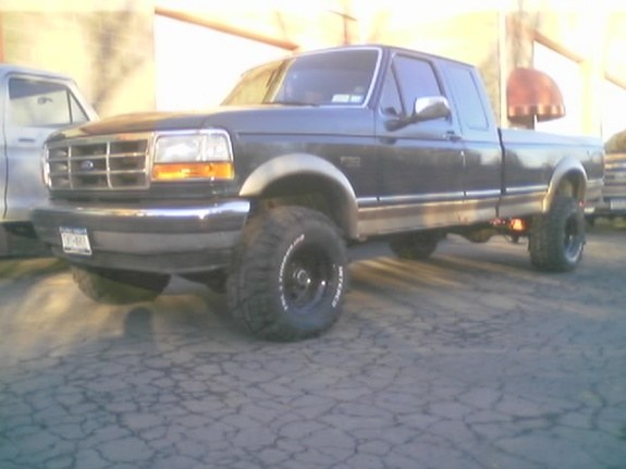 Another typhoon450 1994 Ford F150 Regular Cab post... - 8203215