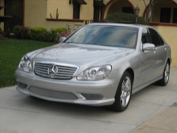 h mankikian 2002 mercedes benz s class specs photos. Black Bedroom Furniture Sets. Home Design Ideas