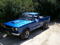 01BlueEdge 1981 Ford Courier