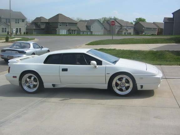Artsespritturbo 1989 Lotus Esprit Specs Photos