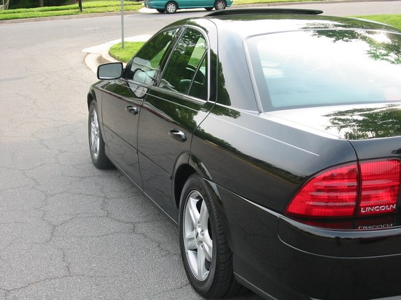 Another MARSHJOQ 2002 Lincoln LS post... - 8204387