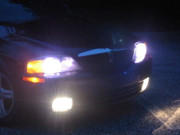 2002 Lincoln LS