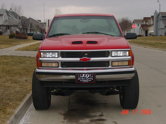 Another SRhergy32 1995 Chevrolet C/K Pick-Up post... - 8204501