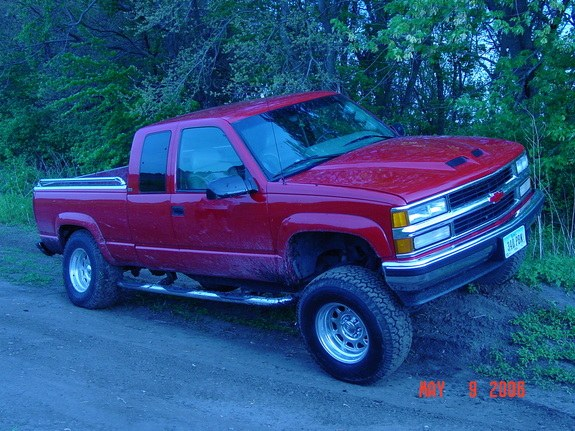 Another SRhergy32 1995 Chevrolet C/K Pick-Up post... - 8204505