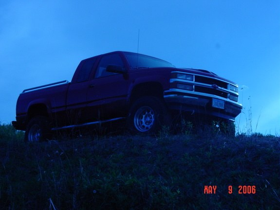 Another SRhergy32 1995 Chevrolet C/K Pick-Up post... - 8204506